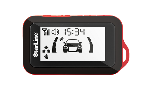 StarLine E96 BT GSM GPS фото